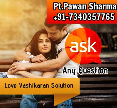 Love vashikaran solution astrologer